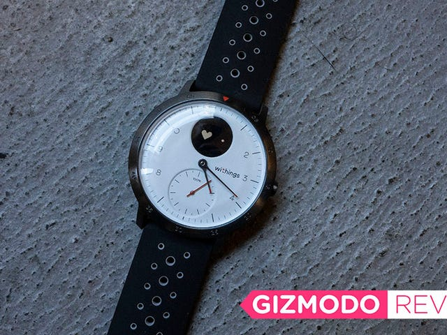 Withings Is Back With an Activity Tracker I Don't Mind Wearing All the Time