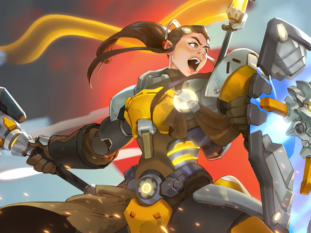 The Overwatch-Paladins Clone Wars Continue
