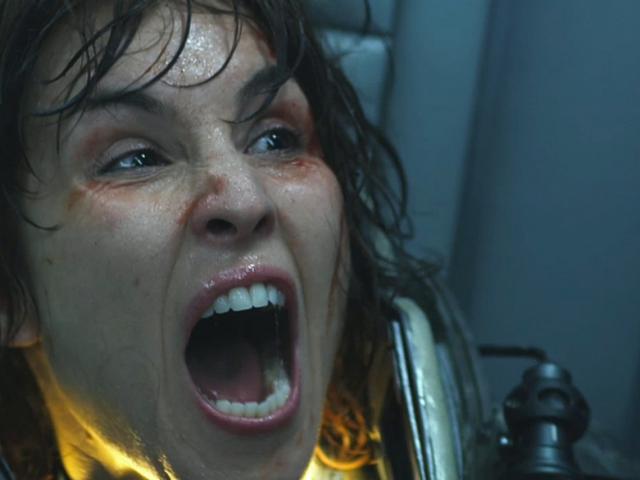 Noomi Rapace vil ikke vende tilbage til rummet med <i>Alien: Covenant</i>