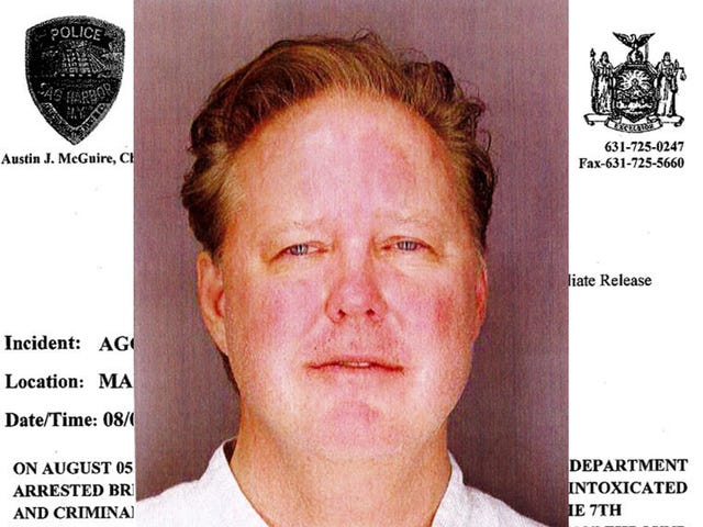 NASCAR CEO Brian France Arrested for DUI and Oxycodone Possession
