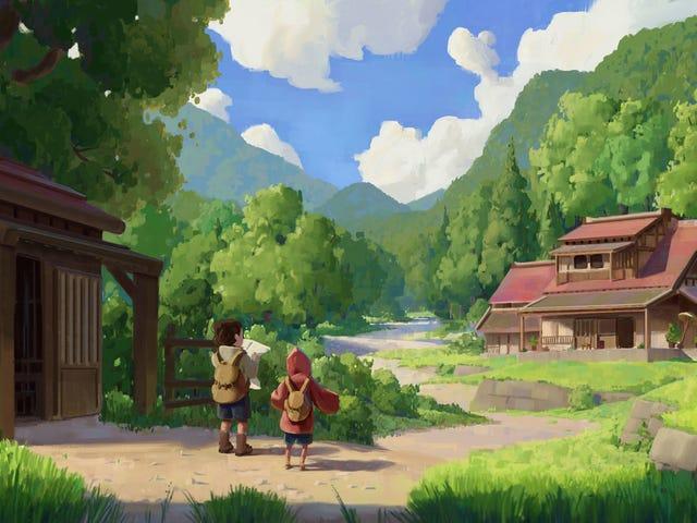 Lookin' For Totoro