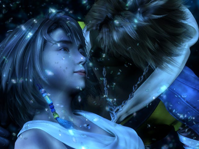 Final Fantasy X Pops Up On Steam