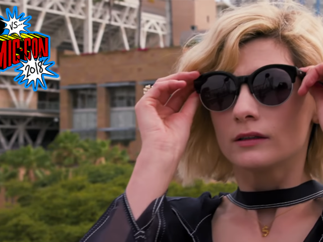 Jodie Whittaker Is Living Her Best, Most Extremely Fashionable Life at Comic-Con