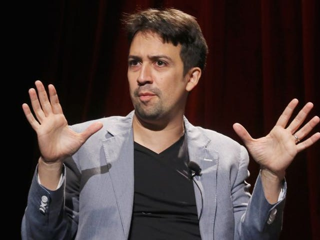 Lin-Manuel Miranda to co-write the live-action Little Mermaid movie