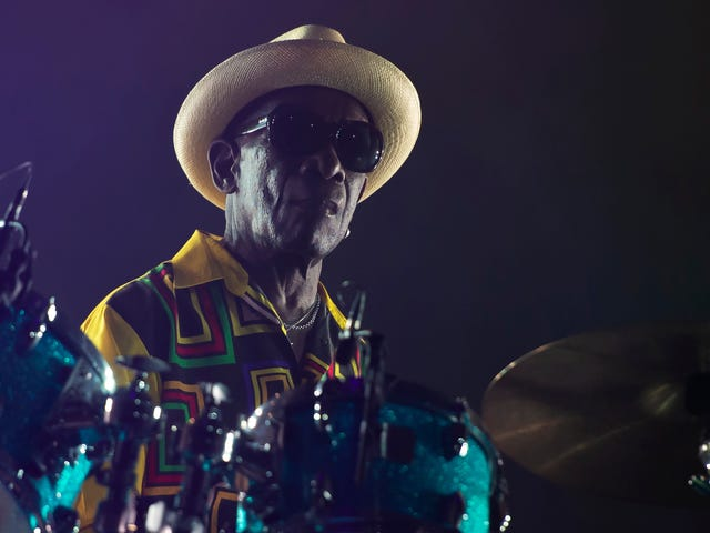 Fela Kuti Drummer and 'Father of Afrobeat' Tony Allen Dead at 79