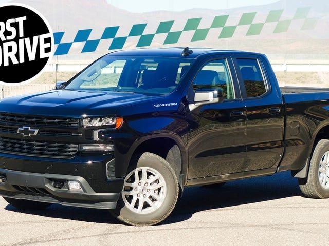 The Four Cylinder 2019 Chevrolet Silverado Merasa Cukup Kuat Namun Ini Mungkin Menjadi Hard Sell