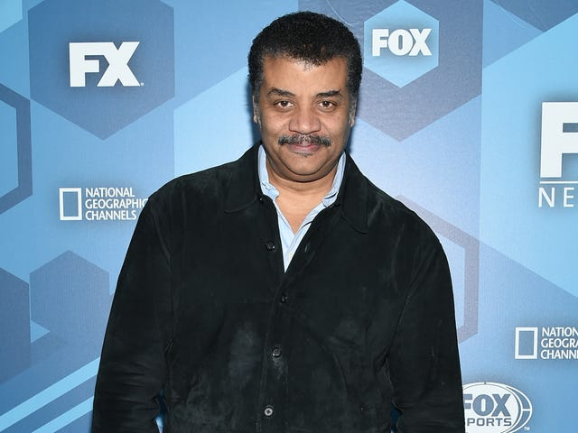 Neil deGrasse Tyson Continues to Make Too Much Sense