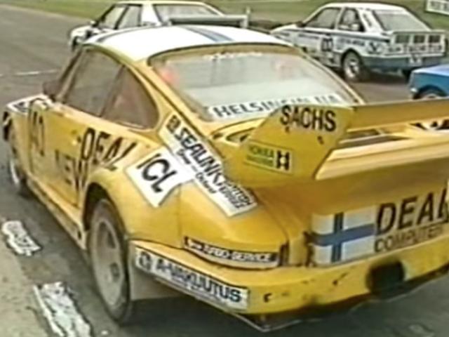 The 760-Horsepower 4WD Porsche That Was As Quick As An F1 Car