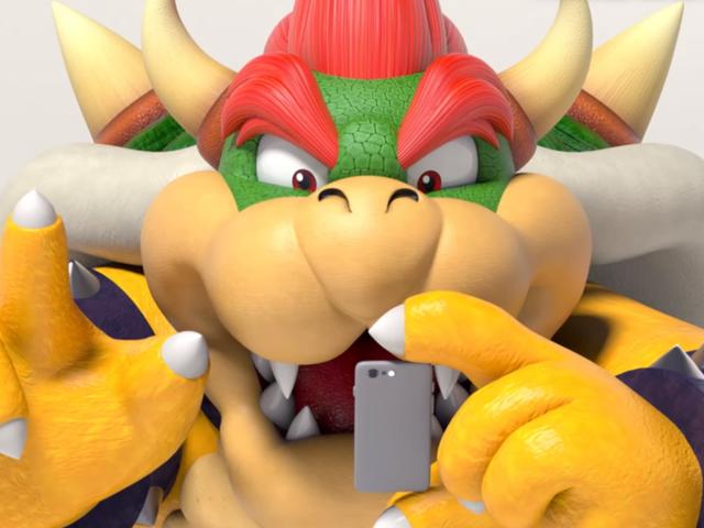 Ya, Bowser Adalah Presiden Baru Nintendo