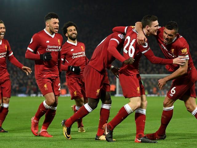 O Liverpool-Man City Match foi um clássico da nova era de ouro da Premier League