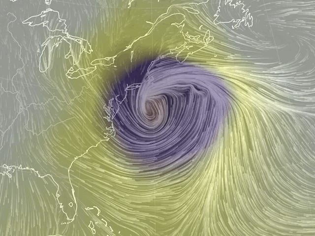 What Is This 'Bomb Cyclone' Thing About to 'Blast' the East Coast?