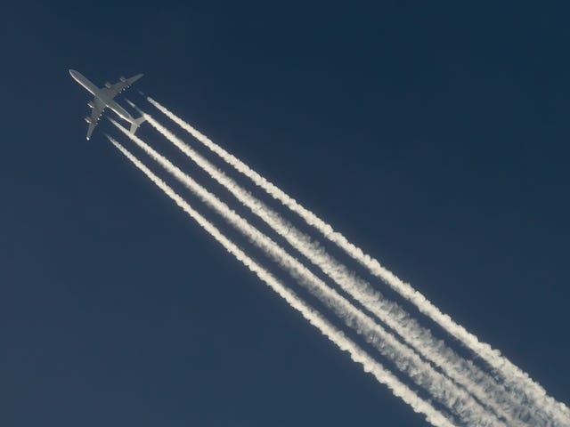 There's a Damn Good Chance Your Neighbor Thinks Chemtrails Are Real