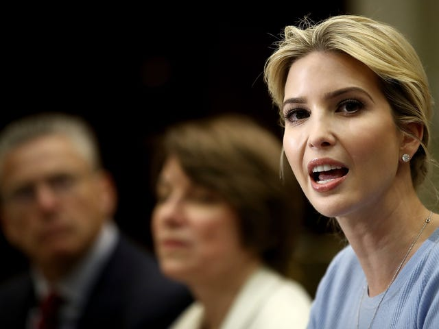 Ivanka Trump on Her Father's 19 Sexual Assault Accusers: 'I Believe My Father'
