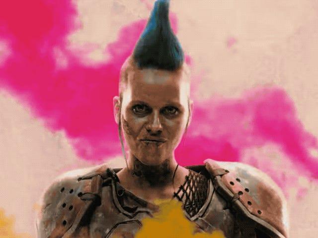 <i>Rage 2</i> ya es oficial: regresa el caos postapocalíptico al estilo Mad Max