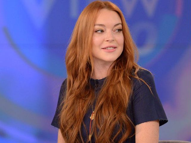 Lindsay Lohan's dream cast for Disney's Little Mermaid remake includes Lindsay Lohan