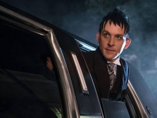 Halos gumugol si Gotham kay Bruce Wayne