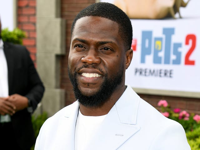 'I'm Grateful to be Alive': Kevin Hart Released From Hospital Following Car Crash