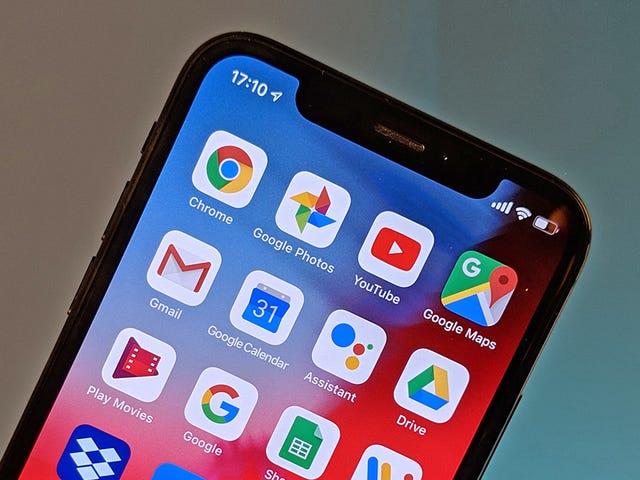 İPhone'unuzu Tamamen Google İfşa Etme