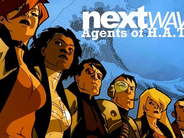 "Anime This!: Issue #1: ""NEXTWAVE"" (Marvel Comics)"