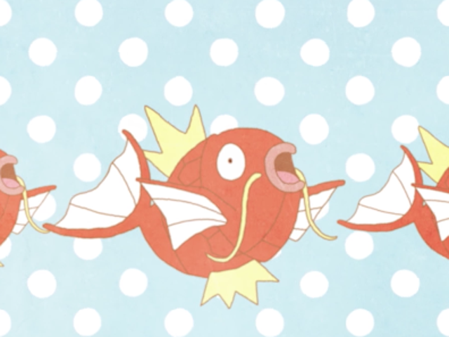 Pokémon Go Players Are Fighting Gym Raids Against Magikarp, Of All Monsters