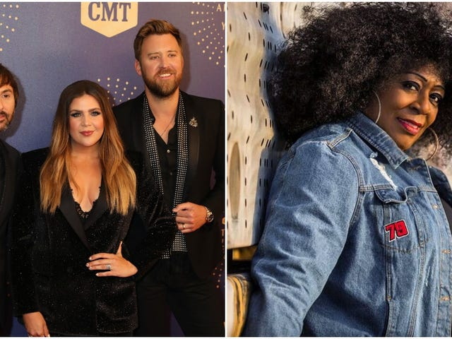 """Lady Antebellum failed to notice """"Lady A"""" was already taken before they changed their name"""