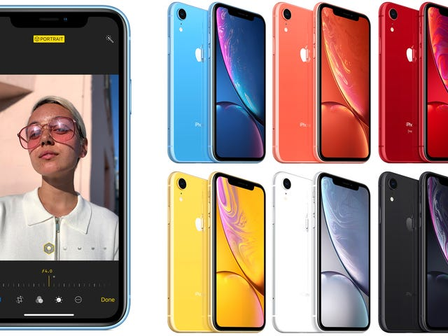 Apple iPhone XR: The Cheaper iPhone That Might Be a Better Deal