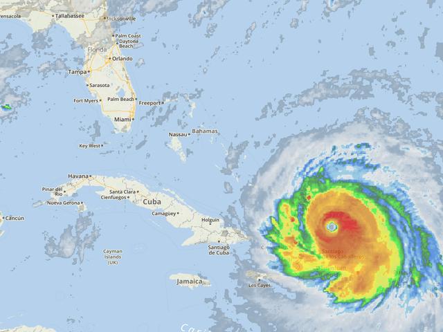 hurricane-inspired prose