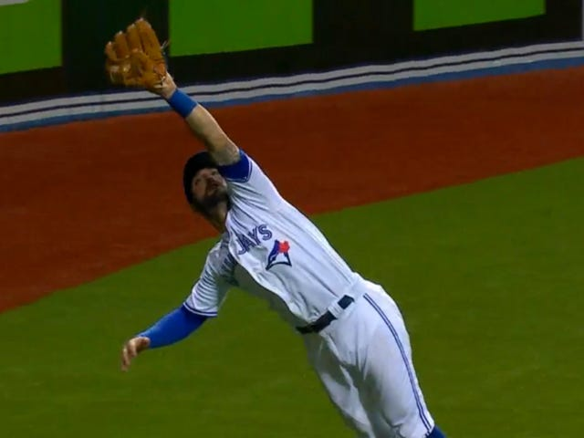Kevin Pillar Is A Highlight Machine Who Can Maybe Fly