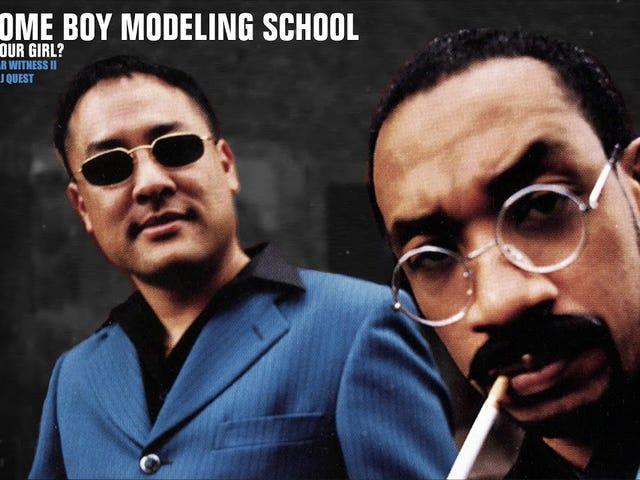 Handsome Boy Modeling School -- 'Holy Calamity (Bear Witness II)'