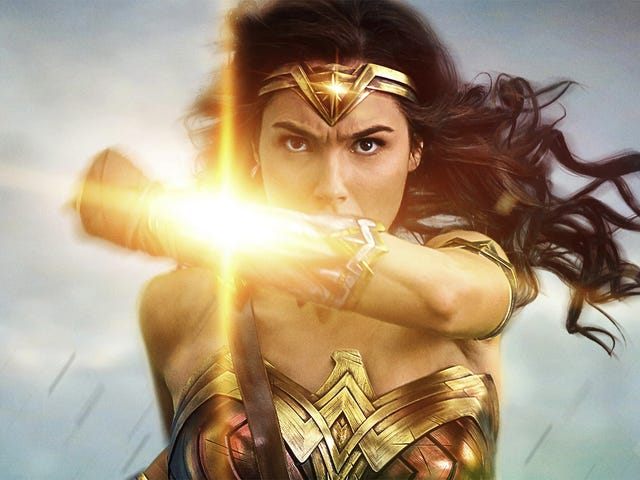 What We Loved About The Wonder Woman Movie