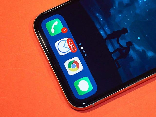 Otro error raro de iOS puede arruinar totalmente tus aplicaciones de mensajería