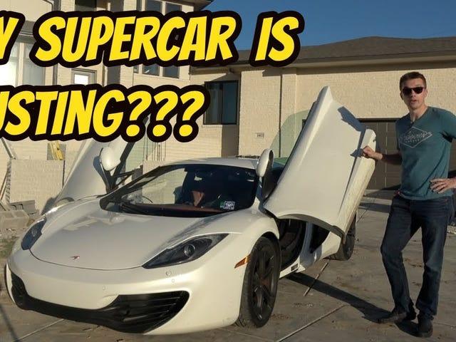 나는 미국에서 가장 저렴한 McLaren을 자동 번역했다!
