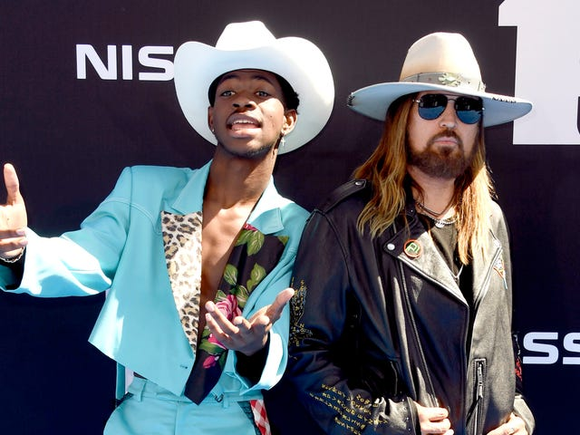 The MTV Video Music Awards Nominations Prove Lil Nas X Won't Take His Foot Off of 2019's Neck