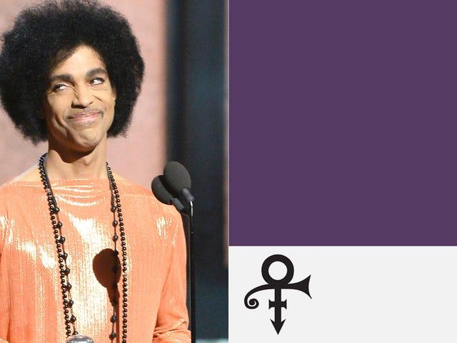 Pantone lavede en lilla skygge til prins