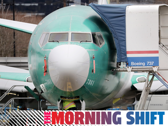 Boeing Reports Its First Annual Loss In Two Decades