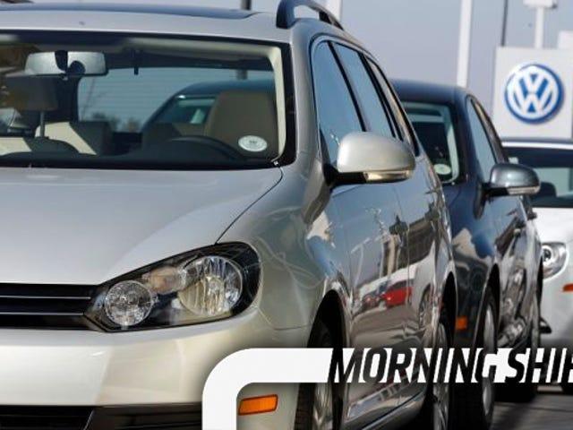 Peniaga Volkswagen Adakah Pissed Dan Mahu Dapatkan Dibayar