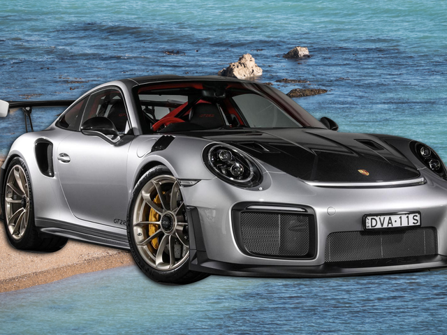A Guy Who Owns an Island Wants to Trade Some Waterfront Property for a Porsche 911 GT2 RS