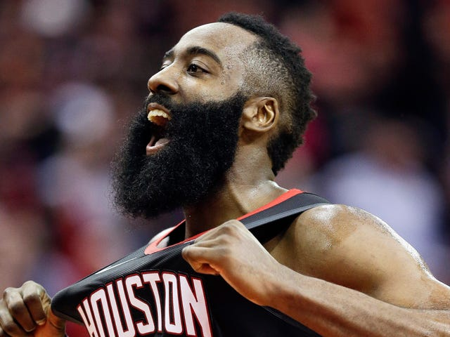James Harden Did A New Thing To Infuriate Everyone