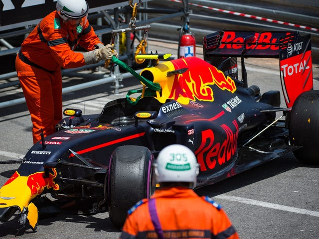 Precisa Saber Se Max Verstappen Crashed Hoje?  Verifique este site