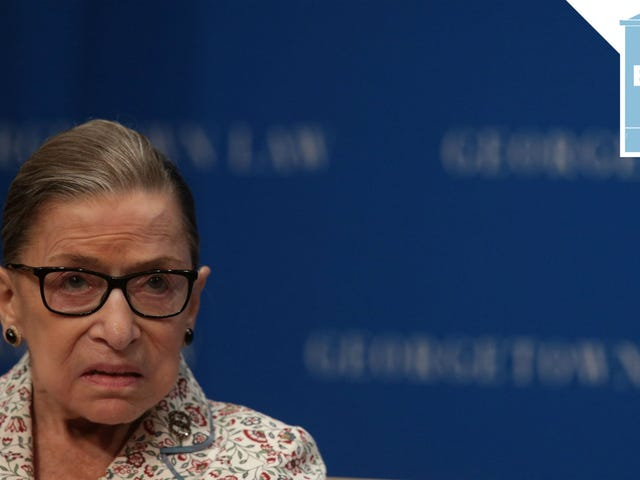 Ruth Bader Ginsburg Says Brett Kavanaugh Is 'Very Decent'