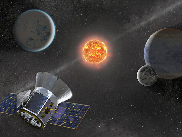 Watch Live: NASA and SpaceX Make Second Attempt to Launch Planet-Hunting TESS [Update: Launch Successful]