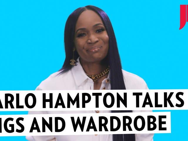 Marlo Hampton comparte qué amas de casa necesitan nuevas pelucas
