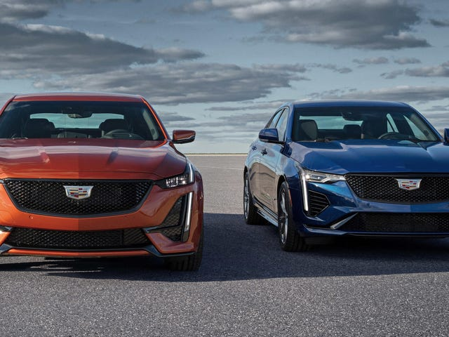 The Two Disappointing Cadillac V-Series Cars Are Just Part of a Bigger Letdown