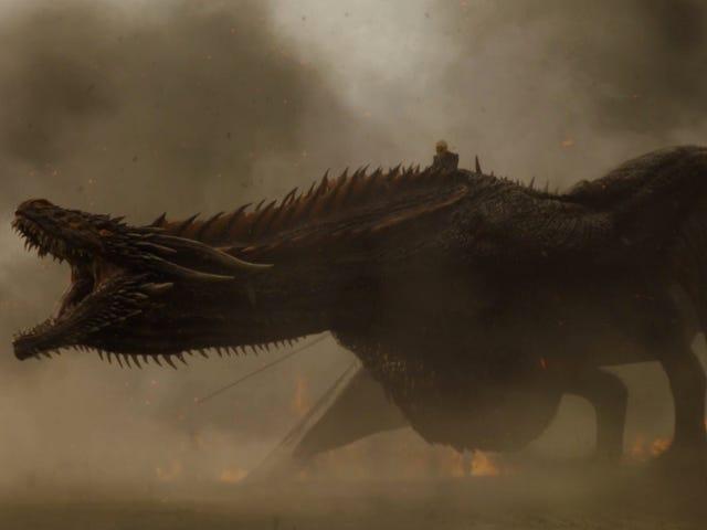 <i>Game Of Thrones</i> fait que commencer à brûler tout le bas