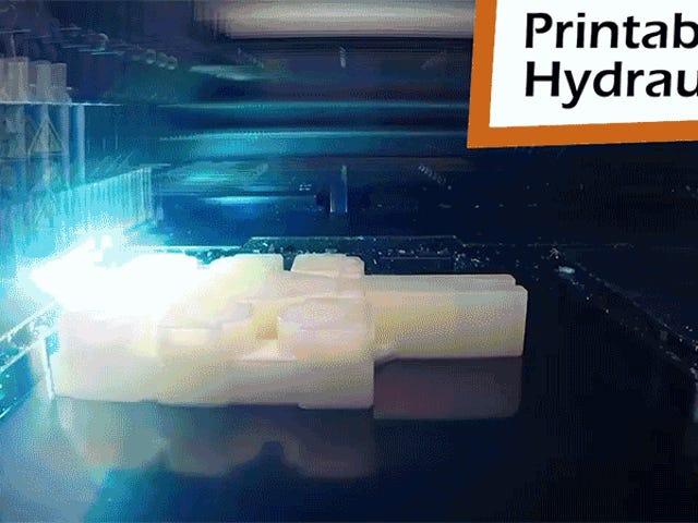 Dieser 3D-Drucker stellt Roboter her, die sofort nach ihrer Fertigstellung weggehen können