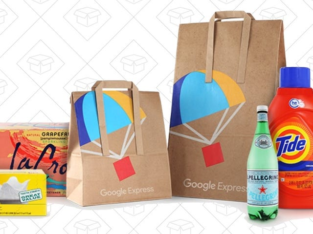 Spend $12, Get $40 Off Your First Google Express Order