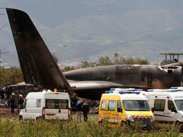 Elämä onnettomuudessa militar en Argelia es el más mortal de los últimos 15 años