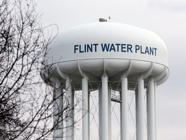 #Flint: City Admits It Doesn't Know Where All the Water Is Going