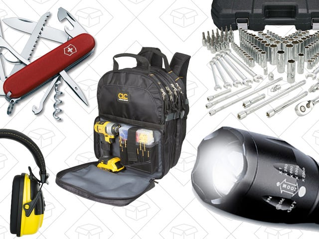 Amazon's Blowing Out a Ton of Dad Gifts Today, For All You Ungrateful Procrastinators