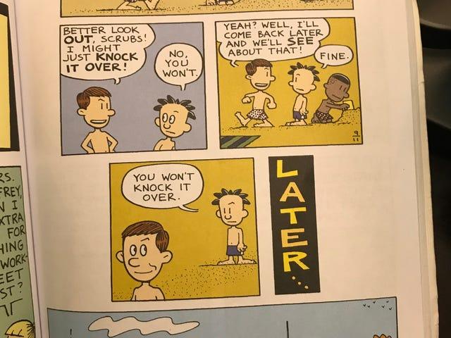Çocuk kitabı için korkunç şaka